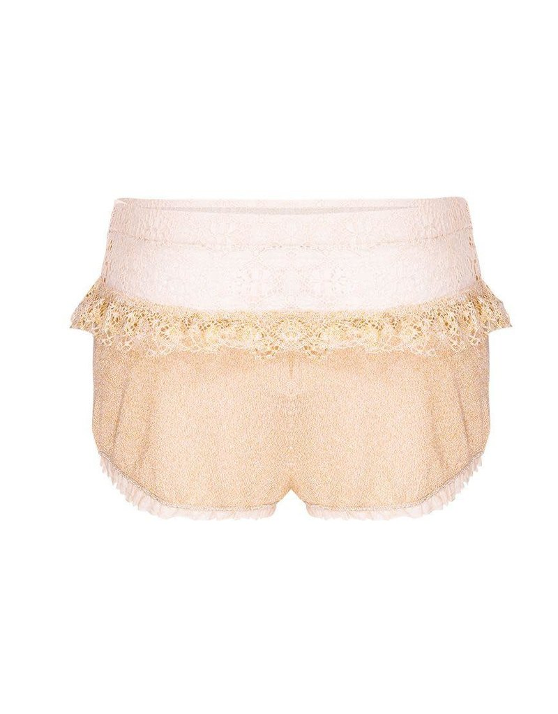 Chio Chio Knit Lurex shorts