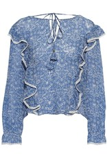 Love Sam Love Sam Dream Floral L/S blouse