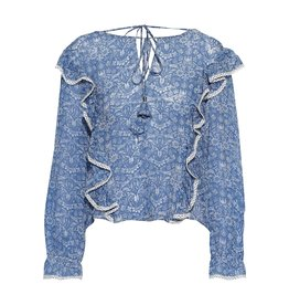 Love Sam Dream Floral L/S blouse