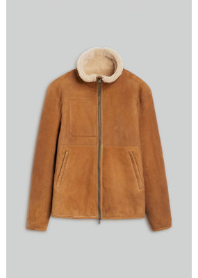 Closed Reversible Shearling jacket