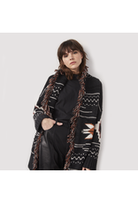 Autumn Cashmere Autumn Cashmere Navajo Fringe Belted