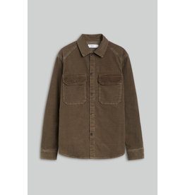 Closed Army Overshirt