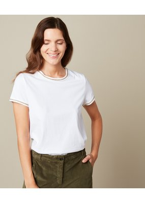 Hartford Gold Lurex t-shirt