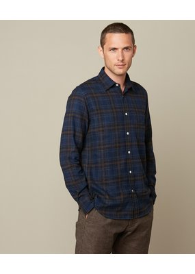 Hartford Plaid Storm Flannel