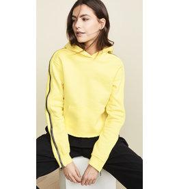 RTA Cicely Zip Sleeve hoodie