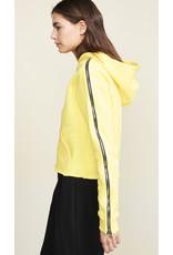 RTA RTA Cicely Zip Sleeve hoodie
