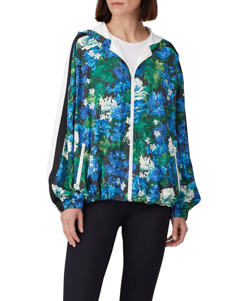 Pam & Gela Pam & Gela Zip-Up Hooded Windbreaker jacket