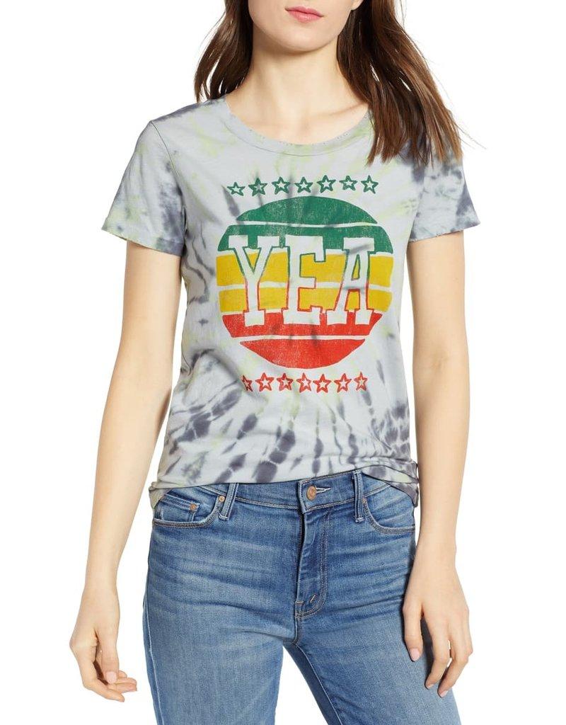 Pam & Gela Pam&Gela Yea Logo tee