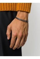M.cohen M.Cohen Twist Clasp bracelet