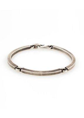 M.cohen Triple Link Oxidized Perihelion bracelet