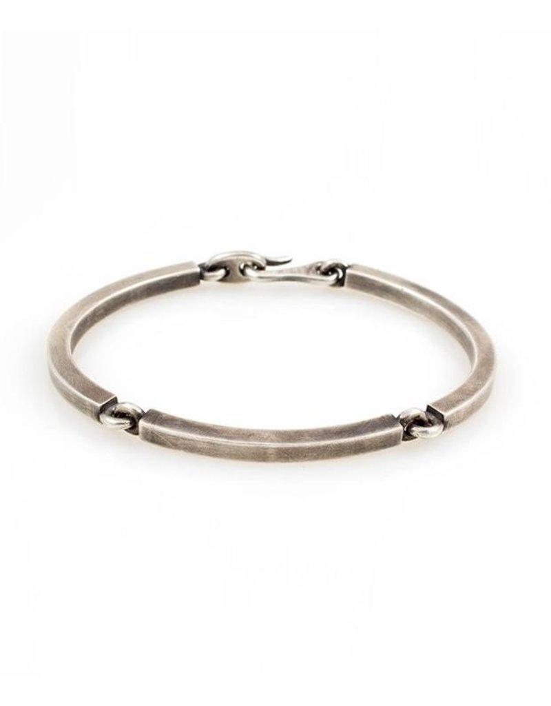 M.cohen M.Cohen Triple Link Oxidized Perihelion bracelet
