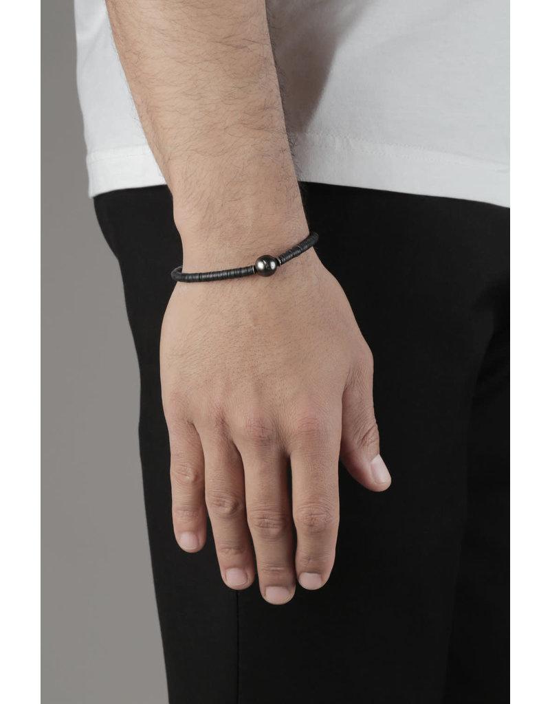 M.cohen M.Cohen Sibyl Pearl and Disc Bead bracelet