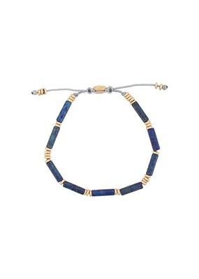 M.cohen Tube Bead bracelet