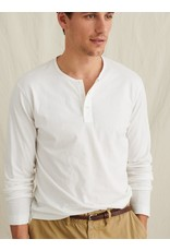 Alex Mill Alex Mill Sueded Jersey Henley