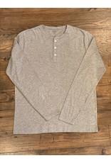 Hartford Hartford Knitted Long Sleeve Henley