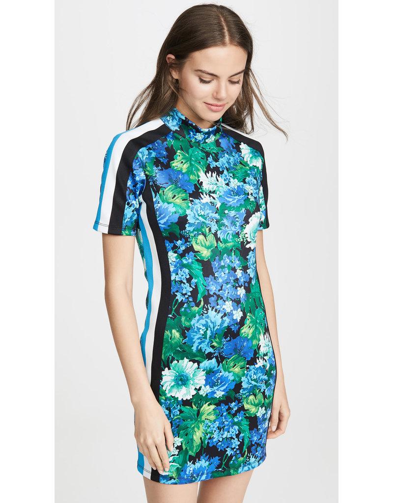 Pam & Gela Pam & Gela Mock Neck dress