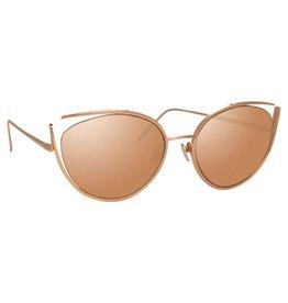 Linda Farrow Fontaine Cat Eye sunglasses