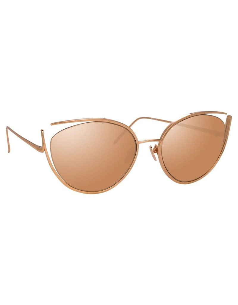 Linda Farrow Linda Farrow Fontaine Cat Eye sunglasses