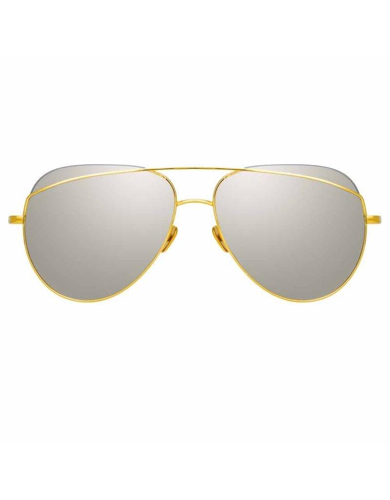 Linda Farrow Linda Farrow Colt C1 aviator sunglasses