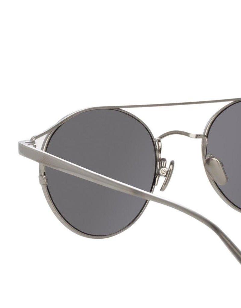 Linda Farrow Linda Farrow Ali Oval sunglasses