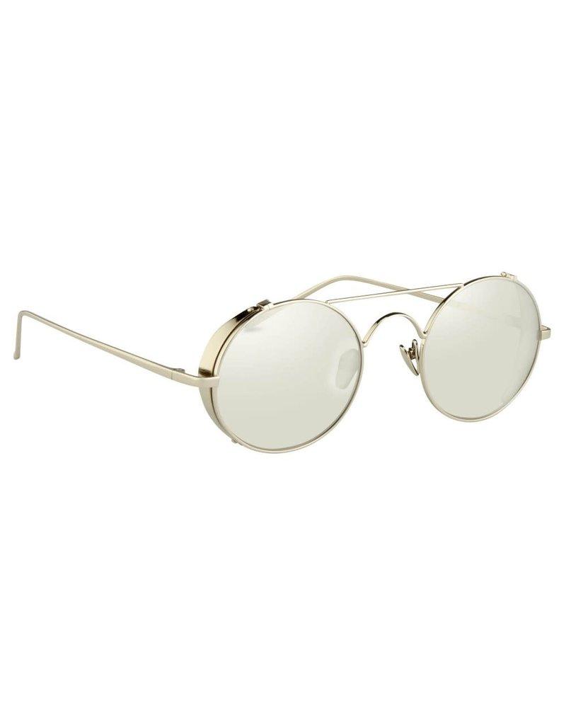 Linda Farrow Linda Farrow 427 Oval sunglasses