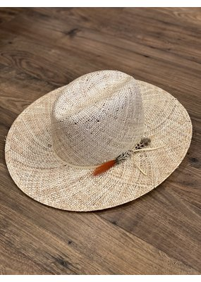 Lovely Bird Tulum Straw Hat