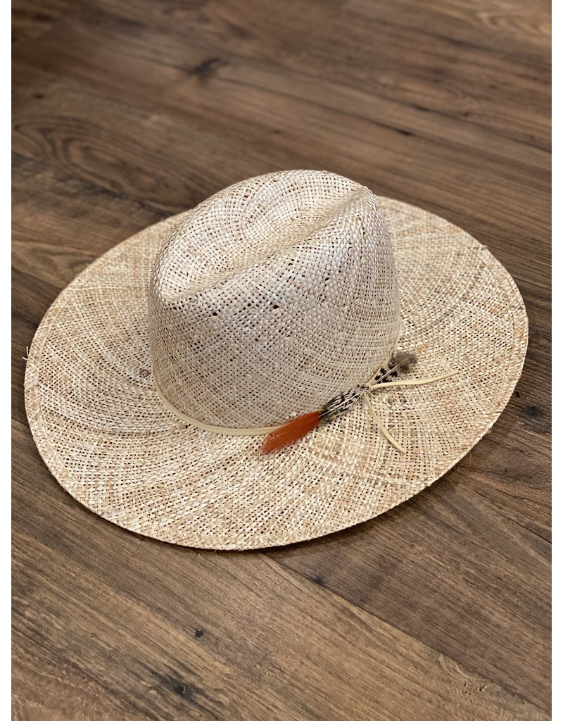 Lovely Bird Lovely Bird Tulum Straw Hat