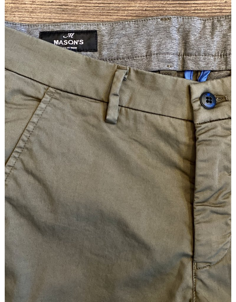 Masons Mason's Torino Style Travel pant