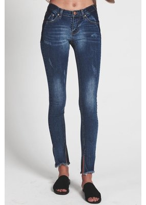 One Teaspoon Hoodlum Skinny jean