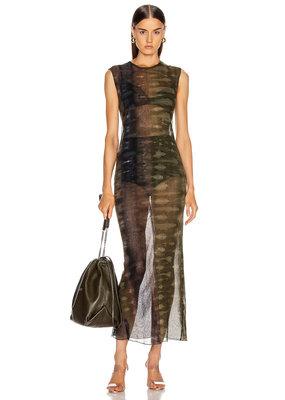 Raquel Allegra Bodycon dress