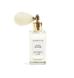 Voyage ET CIE St. Barths Perfume Spray with Pouf