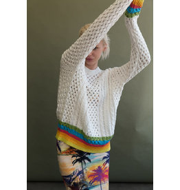 Le Superbe Sinbad Knit Sweater