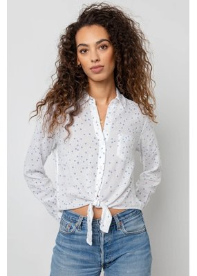 Rails Val Knotted Button Down