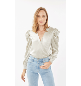 Generation Love Adeline Wrap Blouse