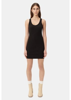 John Elliott Cotton Rib Dress