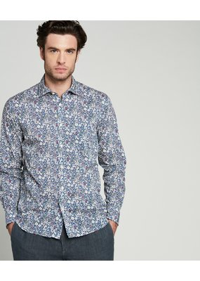 Hartford Paul Woven Button Down