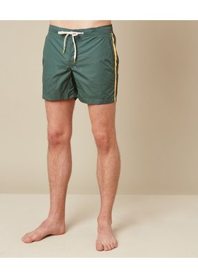 Hartford Swim Stripe Trunks