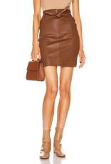 SPRWMN SPRWMN Front Tie Slip Skirt