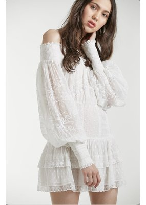 Rococo Sand Selene Short Dress