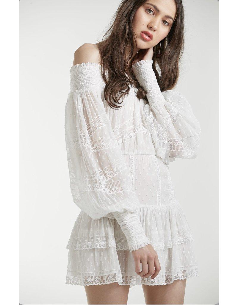 Rococo Sand Rococo Sand Selene Short Dress