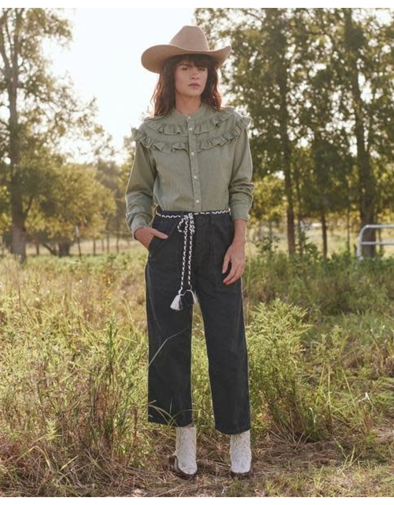 The Great The Great The Vintage Army pant