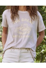 The Great The Great Boxy Crew Rattlesnake Shirt