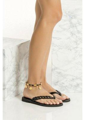 Greek Chic Thalassa Flip-Flop