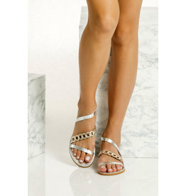 Greek Chic Daphne Sandals