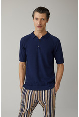 Closed Closed Fine Knit Polo Shirt