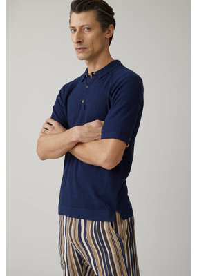 Closed Fine Knit Polo Shirt