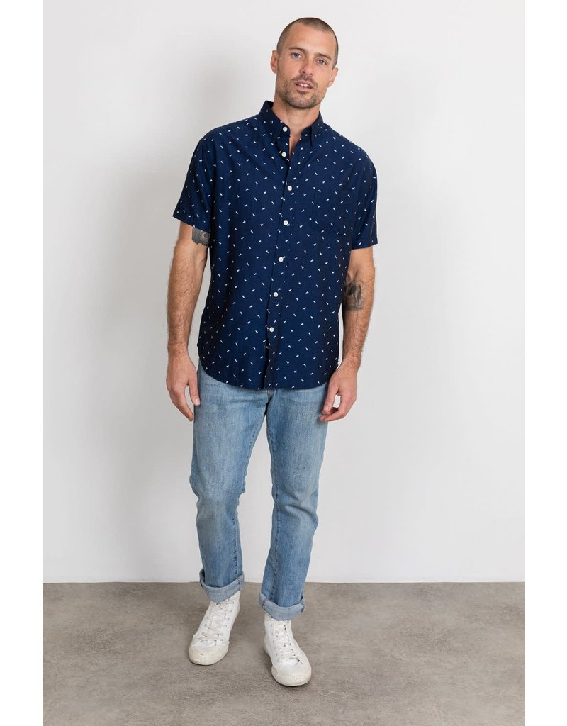 Closed Rails Carson Short Sleeve Shirt