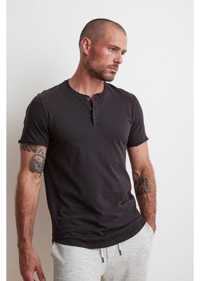 Velvet Heston Short Sleeve Henley
