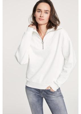 Closed Half Zip Sweatshirt