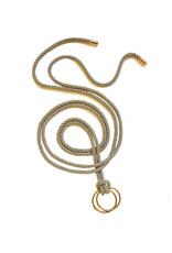 Saint Holiday Saint Holiday Cotton Rope Belt